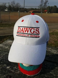 The Game Georgia Bulldogs Dawgs snapback hat cap Atlanta College football