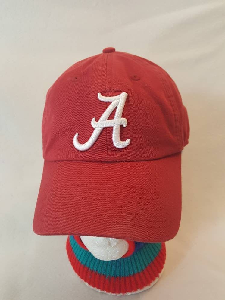Vtg  Alabama Crimson Tide Nike  dad hat cap SEC college football Roll Tide