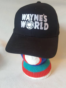 Wayne's World dad hat  SNL 90s Tv Mike Myers Dana Carvey NBC