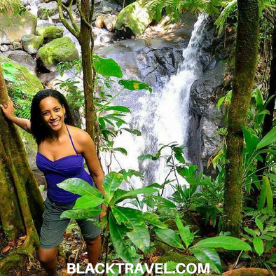 Black Travel Presents Sunshine and Stilettos