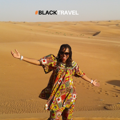 Black Travel Presents Far Sighted Fly Girl