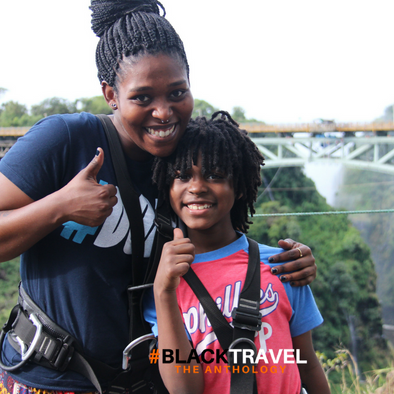 Black Travel Presents: Raising Vagabonds