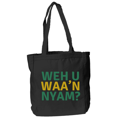 WAA'N NYAM GROCERY BAG