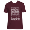 BLACK IS BEAUTIFUL POLYGLOT T-SHIRT