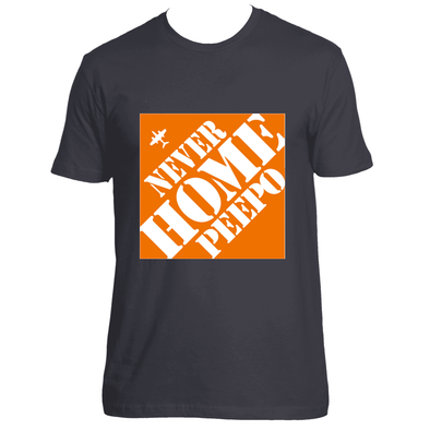 NEVER HOME PEEPO T-SHIRT