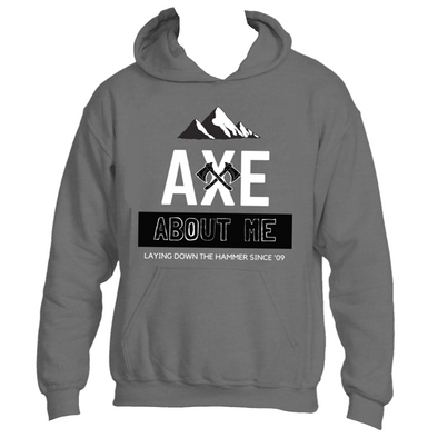 AXE ABOUT ME HOODIE