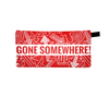 GONE SOMEWHERE TRAVEL POUCH
