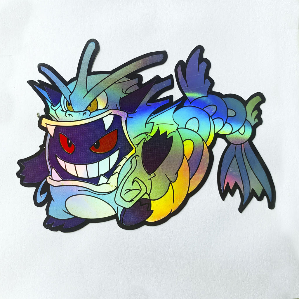 Gyaragar Sticker