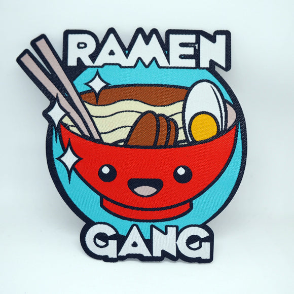 Ramen Gang Patch