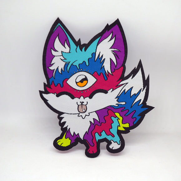 Trippy Fox Patch
