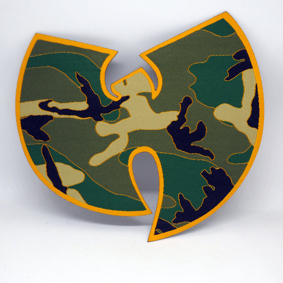 Wu Camo Patch
