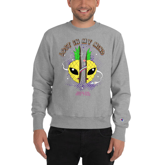 TropicAlien Split Sweatshirt