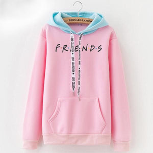 """Friendly Comfy"" Friends Hoodie"