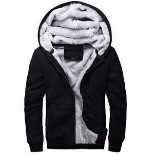 "HOODIE ""WARM COAT"" MEN'S"