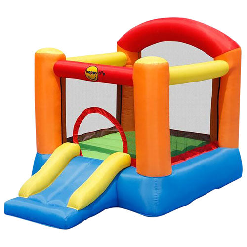 Happy Hop Inflatable Jumping Slide Bouncer