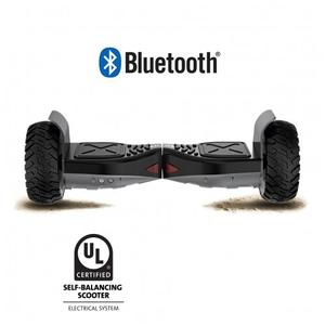 "2022 Offroad 8.5"" Hummer Hoverboard With Bluetooth Speaker"