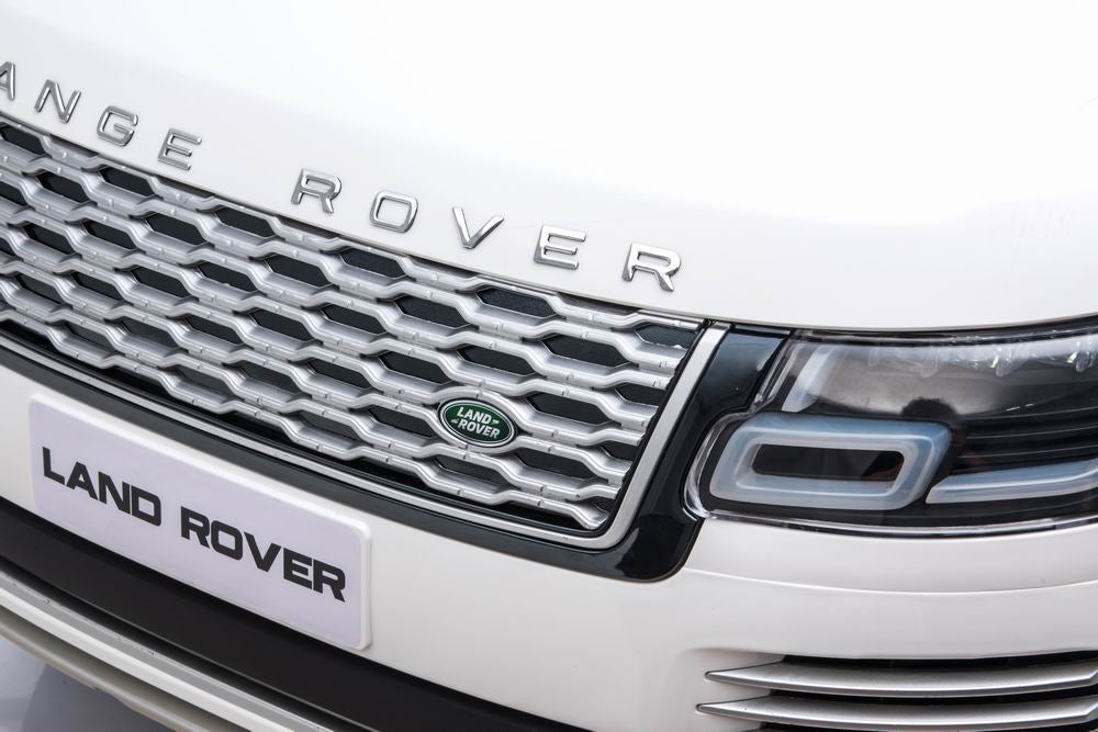 PRE ORDER: 2022 Range Rover HSE | 24V Battery & Two Seats | Rubber Tires & Leather Seats