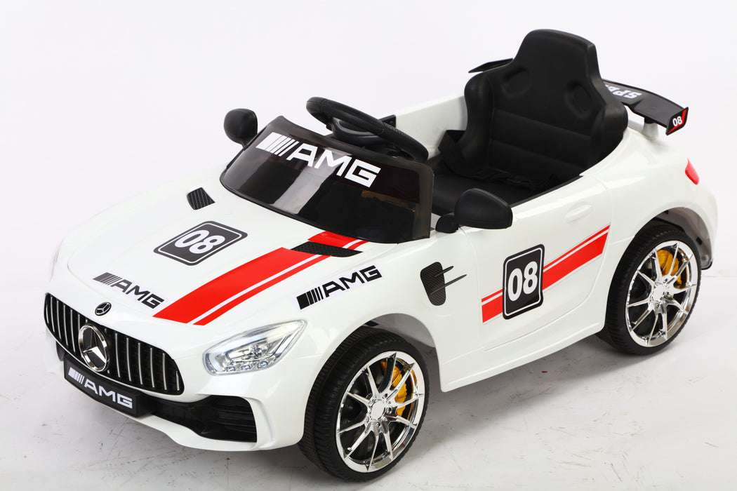 Mercedes GTR w/ Leather Seat & Remote Control