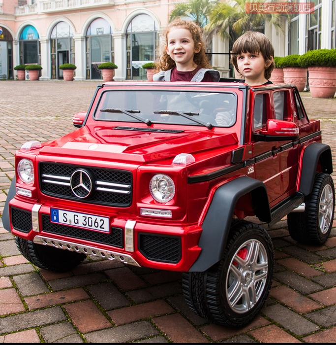 24V Mercedes Benz G650 Maybach XXL