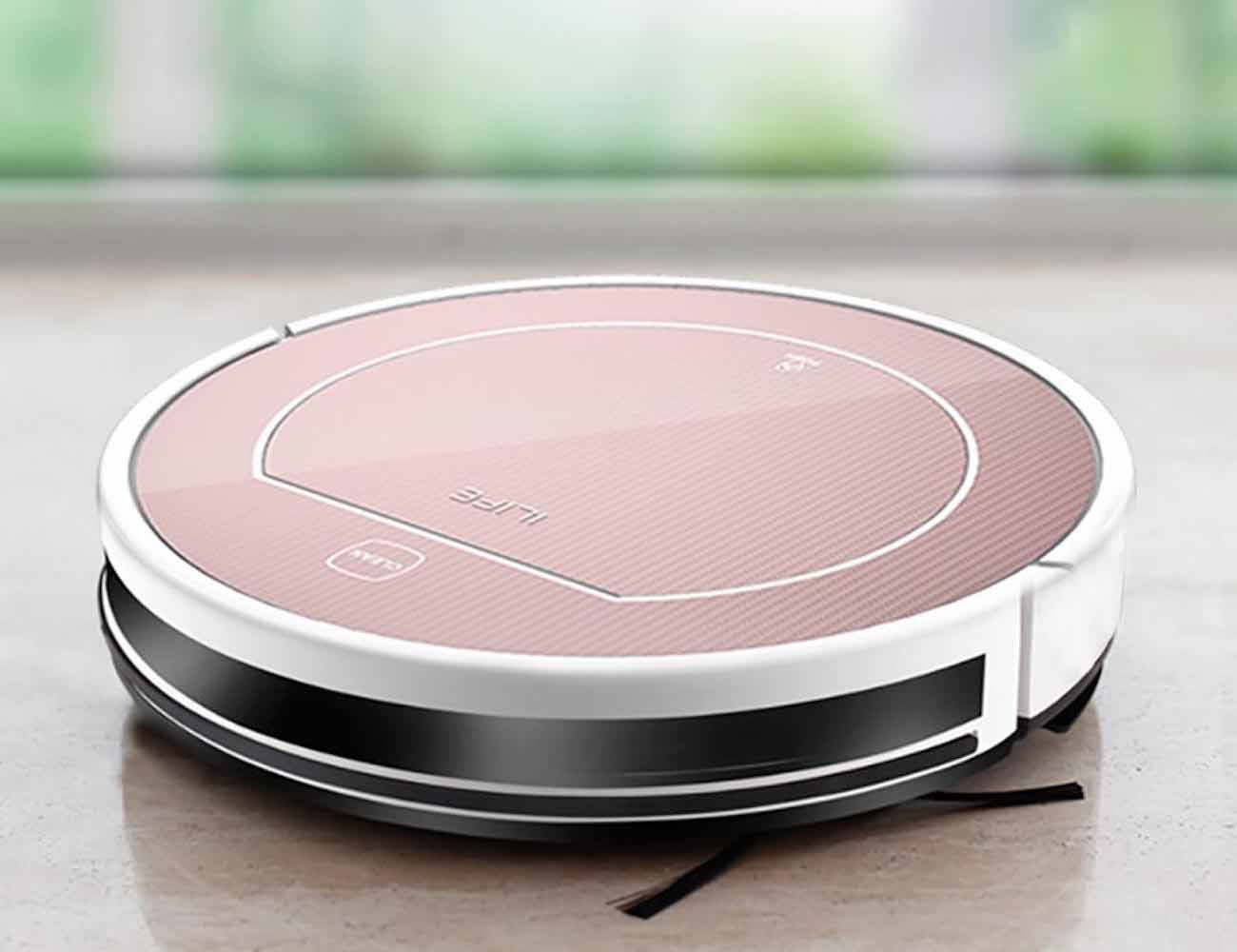 Robotic Vacuum - The Ultimate Cleaner