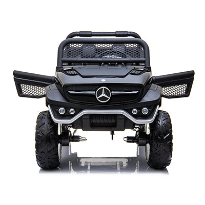 Mercedes Benz Unimog 24V w/ Optional Built-In TV