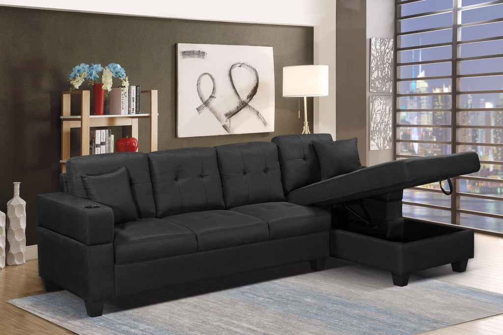 Relaxer Sectional Sofa