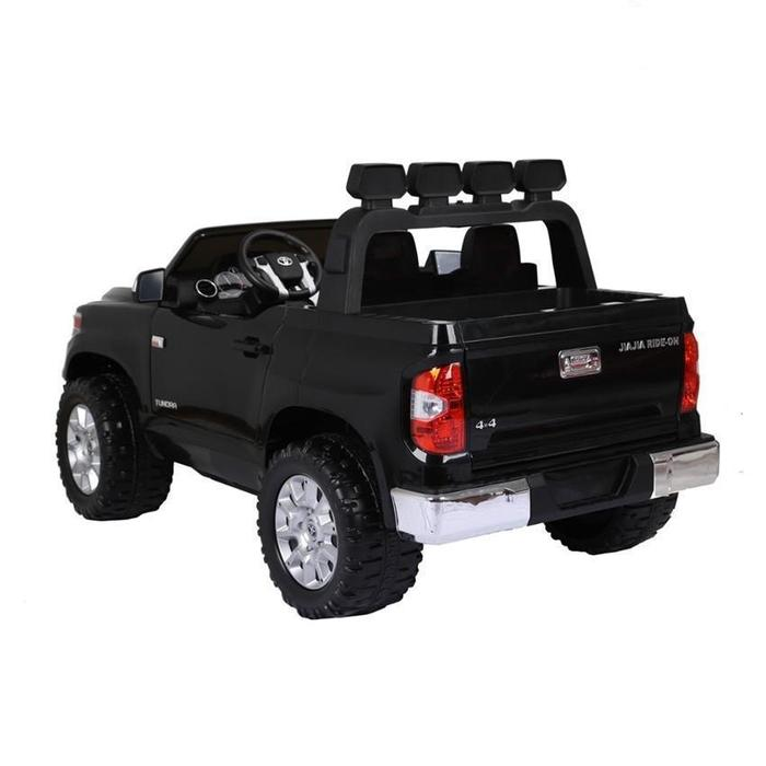 24V Toyota Tundra XXL | Upgraded Motors | Leather Seats & Rubber Tires | Remote Control