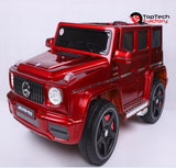 Mercedes G65 G-Wagon Red / No Ride On Cars