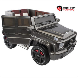 Mercedes G65 G-Wagon Ride On Cars