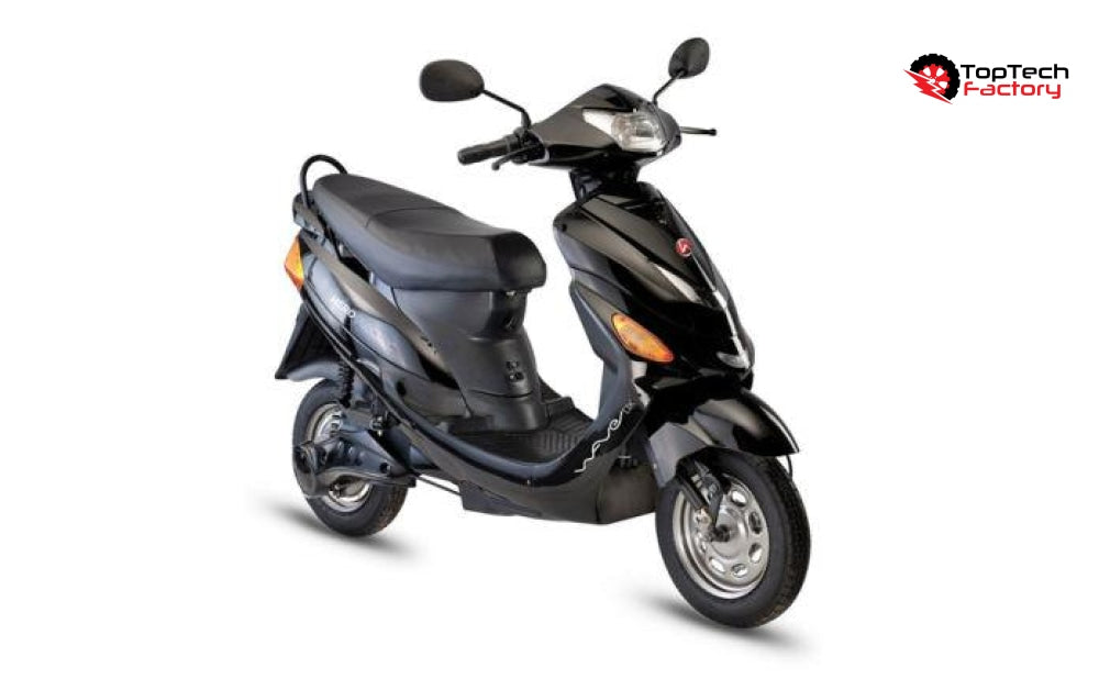 Volta M 60V - Electric Scooter Black