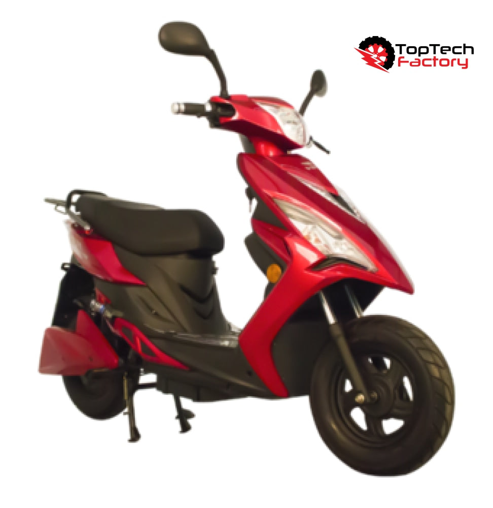 Volta M 60V - Electric Scooter Red