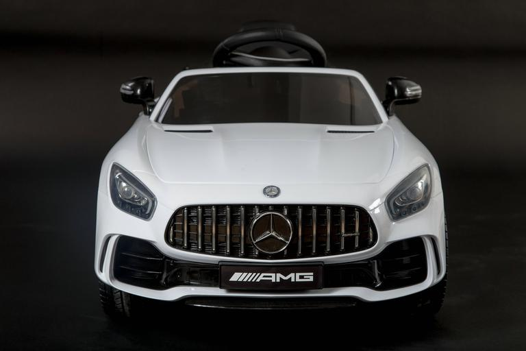 Mercedes AMG GTR w/ Leather Seats & Rubber Tire