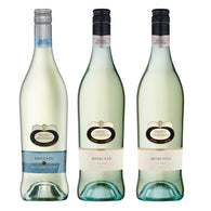 Bundle of 3 Brown Brothers (2 Bottle Moscato & 1 Bottle Moscato Sauvignon Blanc)