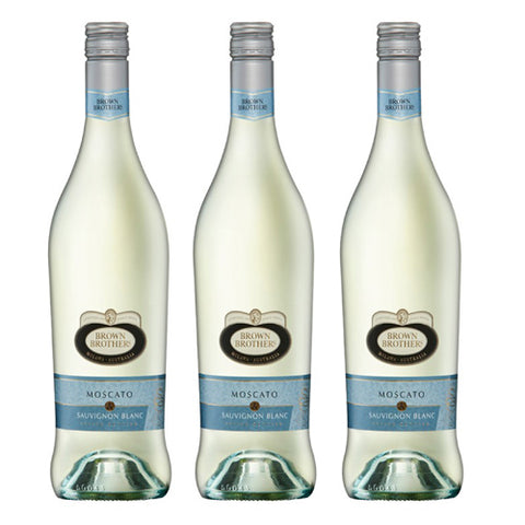 Bundle of 3 Brown Brothers Moscato & Sauvignon Blanc,  - The Liquor Shop Singapore