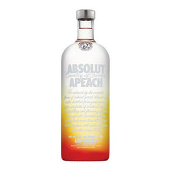 Absolut Apeach 75cl, Vodka - The Liquor Shop Singapore