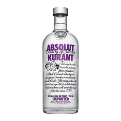 Absolut Kurant 75cl, Vodka - The Liquor Shop Singapore