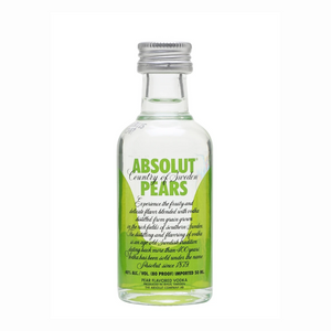 Absolut Pears Miniature 5cl