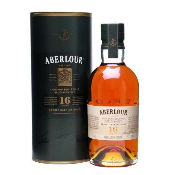 Aberlour 16 Year Old Double Cask Matured 70cl