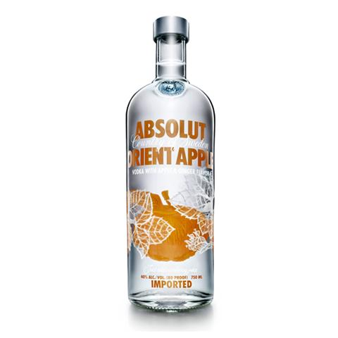 Absolut Orient Apple 75cl, Vodka - The Liquor Shop Singapore
