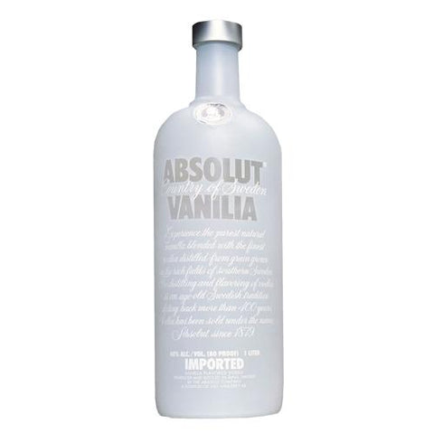Absolut Vanilla 75cl, Vodka - The Liquor Shop Singapore