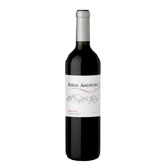 Aires Andinos Merlot 75cl - 2015