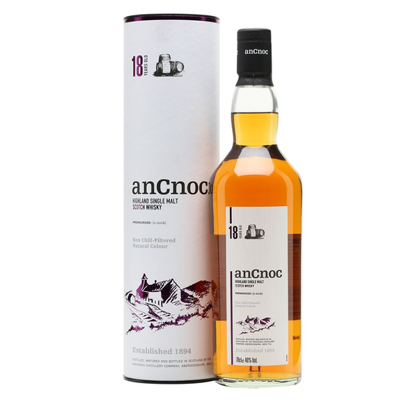 Ancnoc 18 Years 70cl