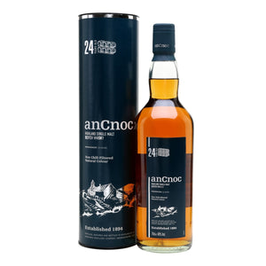 Ancnoc 24 Years 70cl