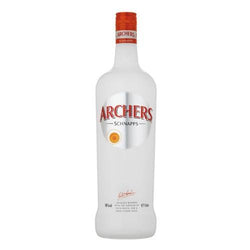 Archers Peach Schnapps 70cl, Liqueur - The Liquor Shop Singapore