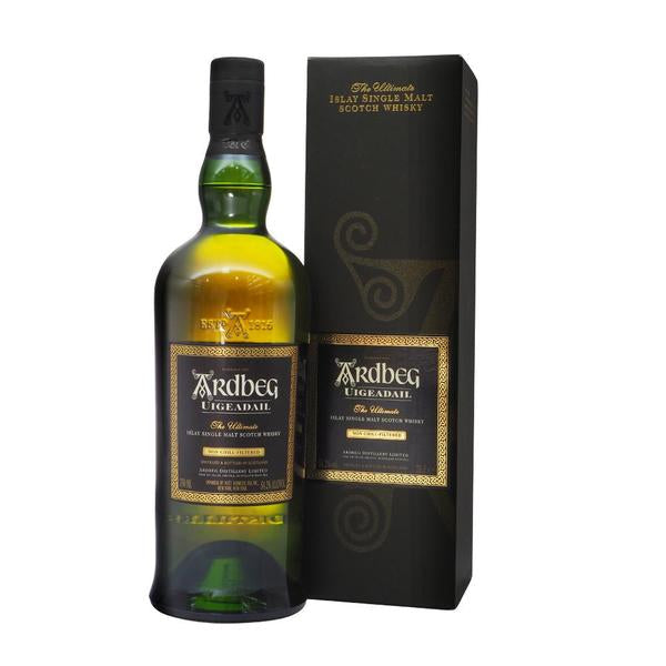 Ardbeg Uigeadail, Islay - LVMH - The Liquor Shop Singapore