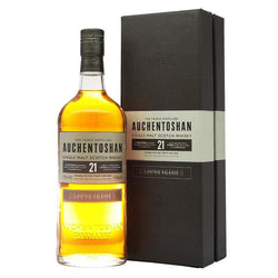 Auchentoshan 21 Years Old, Scotch Whisky - The Liquor Shop Singapore