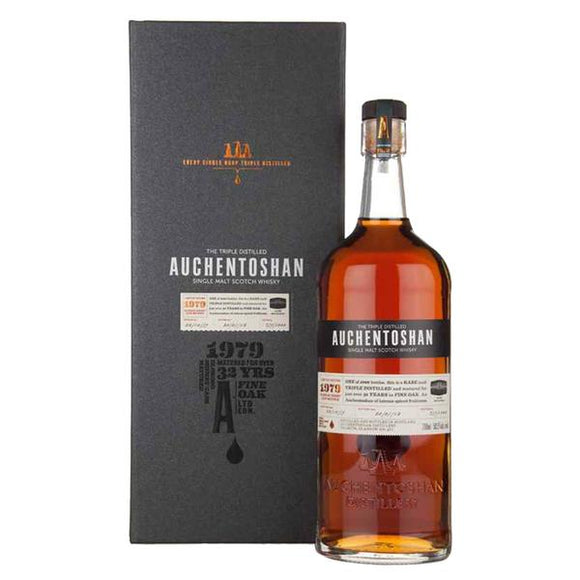 Auchentoshan 32 Years old 1979, Scotch Whisky - The Liquor Shop Singapore