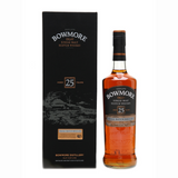Bowmore 25 Years old Small Batch Release 70cl