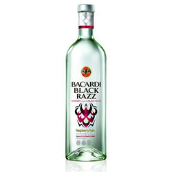 Bacardi Black Razz Rum 75cl, Rum - The Liquor Shop Singapore