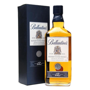 Ballantine's 12 Years old 75cl, Scotch Whisky - The Liquor Shop Singapore
